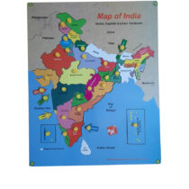 Map of India 3